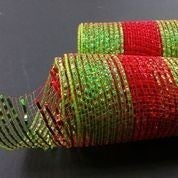 "Heavy Foil Lime Red 10""x10yd"