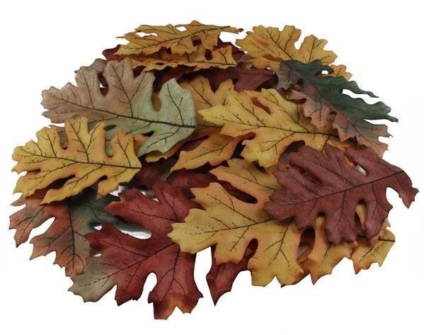 """5.5""""-7""""L Oak Leaves 20Ea/Bag"""