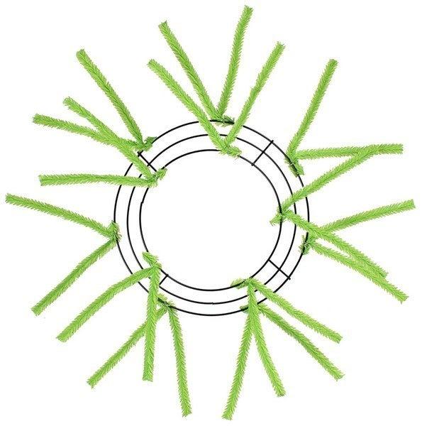 "10""Wire, 20""Oad Pencil Work Fresh Green"