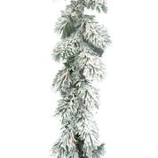 Fairmont Pine Garland W/30 Light 6FT