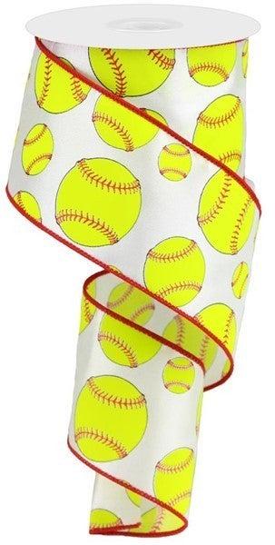 """2.5""""X10yd Softball"""