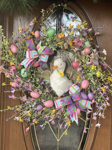Zack's Duck Wreath