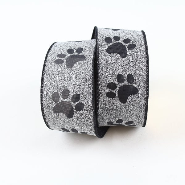 "PUPPY PAWS Black 2.5""x10yd"