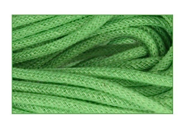 8MM X 30YD JUTE FLEX TUBING Fresh Green