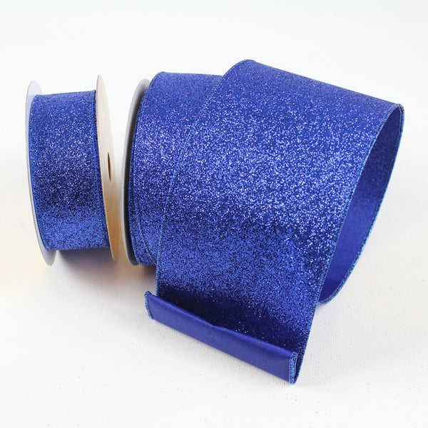 """DIAMOND DUST  1.5""""X10Y / ROYAL BLUE"""