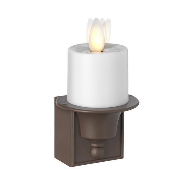 MOVING FLAME NIGHTLIGHT PLUG IN