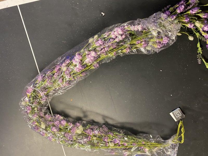 Hanging flower
