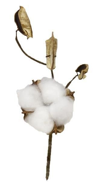 "6.5""L Cotton Pick Set of 6"