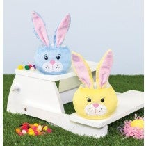 EASTER PAL BUNNY BASKET
