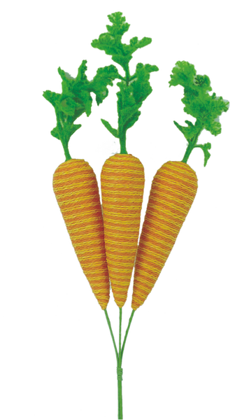 "Carrot pick x3 bundle 15.5""L"