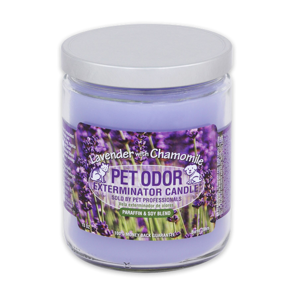 Lavender with Chamomile Pet Odor Neutralizing Candle