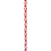 Stripe Ball Garland 4FT