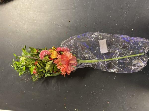 Mixed Flower Berry Bush