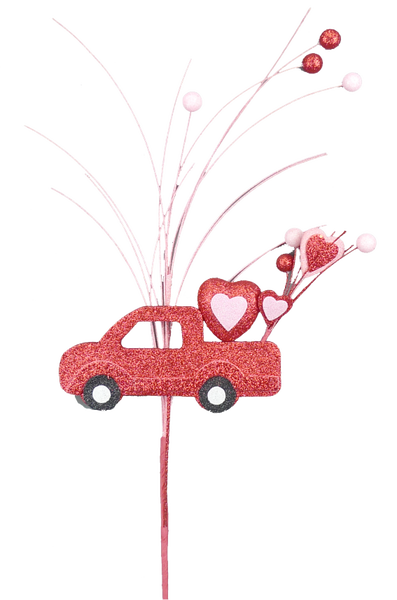 TRUCK WITH HEART 28L