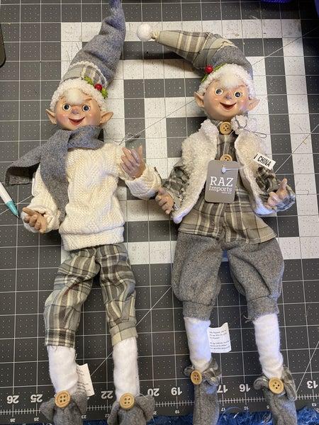 Knit Sweater Elves