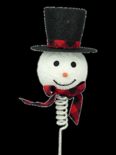 Snowman Head Pick H15