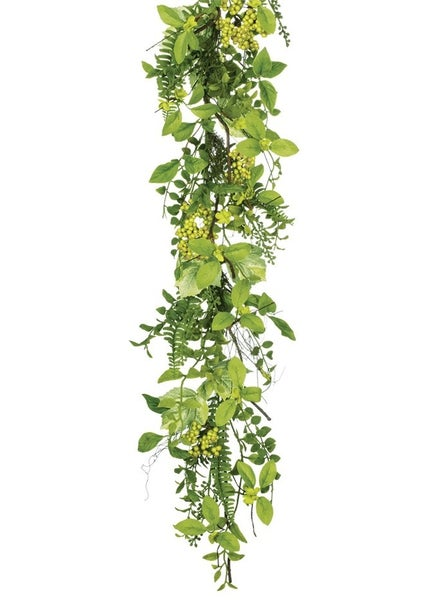 FERN BERRY GARLAND