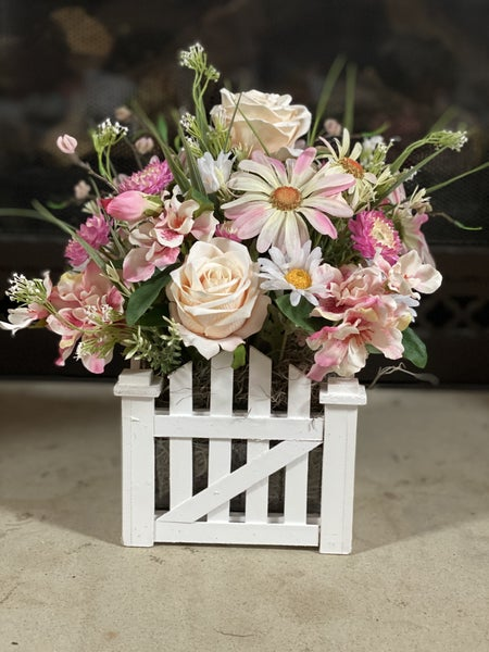 Picket Fence Arrangment