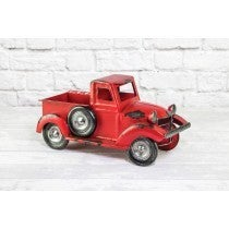 CLASSIC RED TRUCK TABLETOP