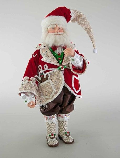 "Sweet Christmas Santa Doll-24"""