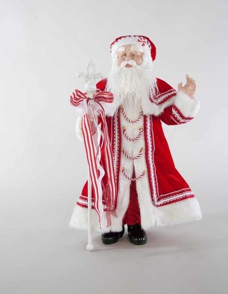 """Sweet Chrstmas Candy Santa-21"""""""
