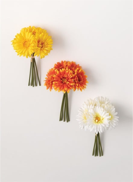 GERBERA DAISY BOUQUET 3 colors