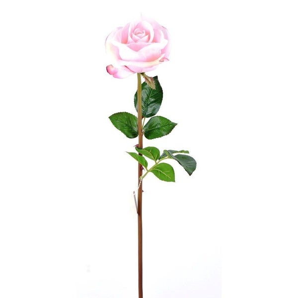 "24"" FRESH TOUCH GARDEN ROSE STEMPINK"