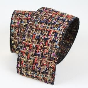 "Eclectic Tweed Multi Color 4""x10yd"