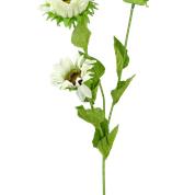 Sunflower Spray X 3 H26 Cream