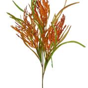 Feather Reed Grass Spray H32 Orange
