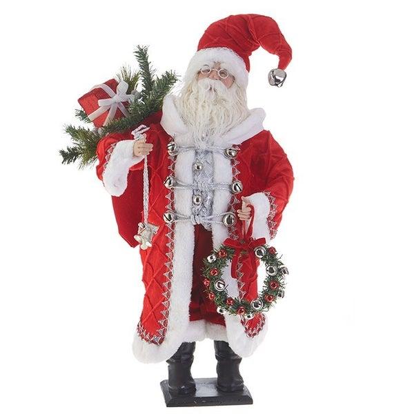 "24"" Tis the Season Santa"