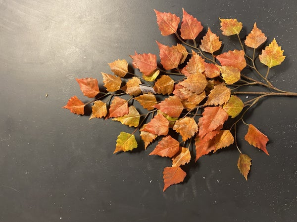 Fall Leaf Spray