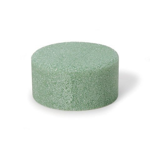 STYROFOAM® Pedestal - Green - 3 X 6 Inches