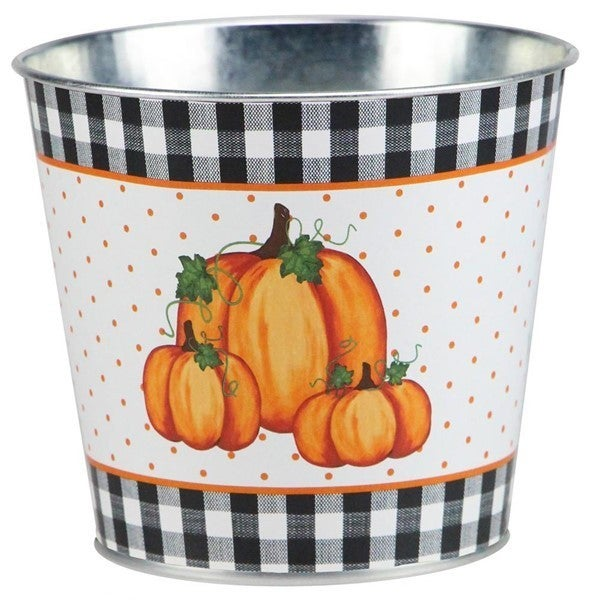 "5""Diax4.5""H Pumpkins, Waterproof"