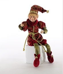 Poseable Gifts Elf