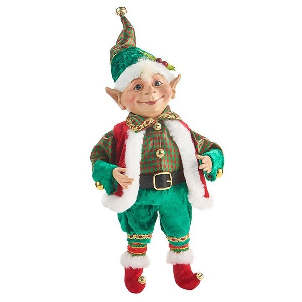 "16"" Posable Elf 4002457"