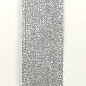 """Silver Glitzy Net 1.5""""x10yd"""