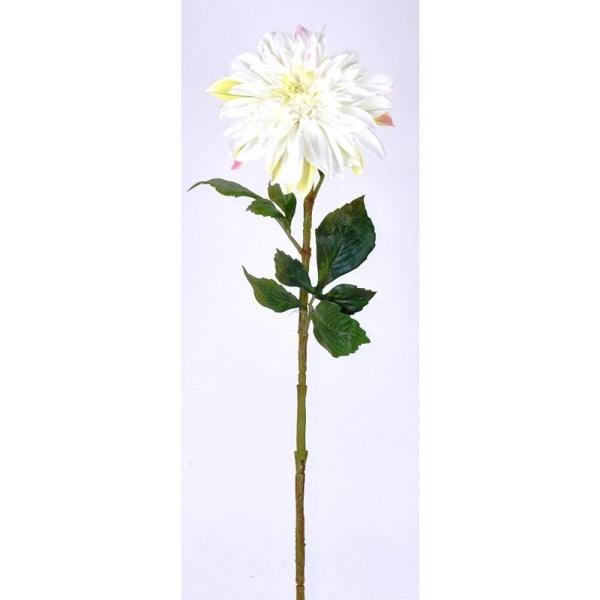 "28"" Dahlia Spray White"