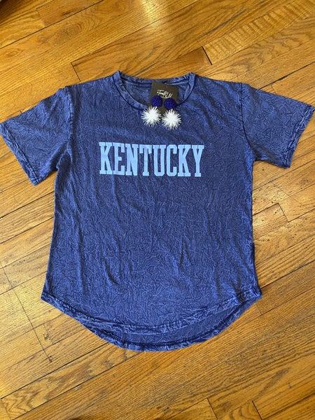 Kentucky Mineral Wash tee