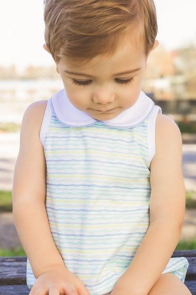Striped Boy Bubble