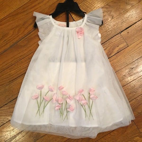 Chiffon dress/bloomers