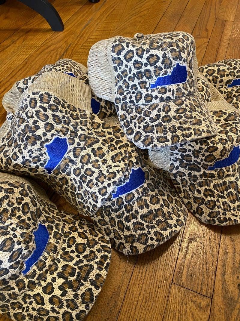 Cheetah KY Hat