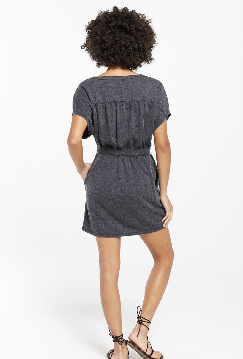 Thea Terry Dress