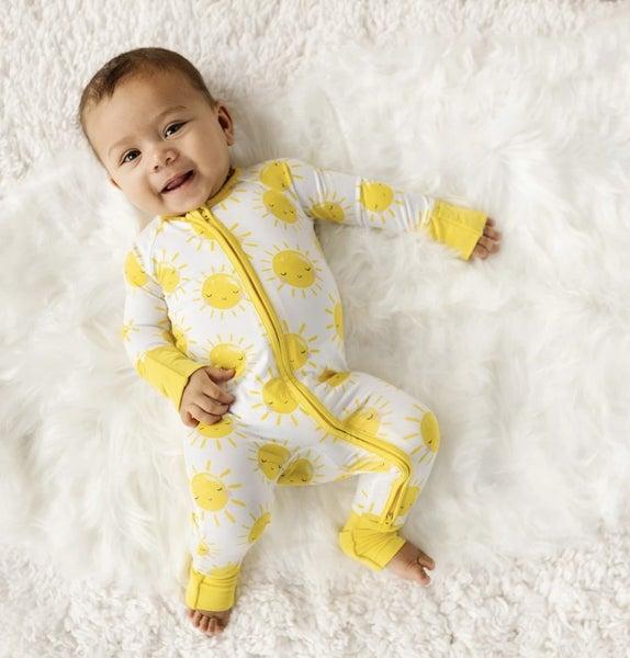 Little Sleepies Sunshine Romper