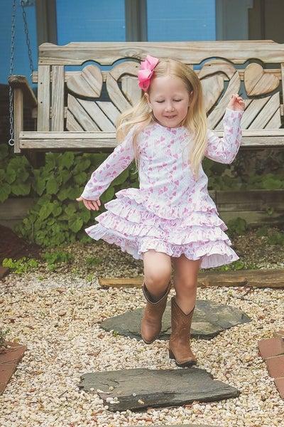 Hadley Heart Twirl Dress