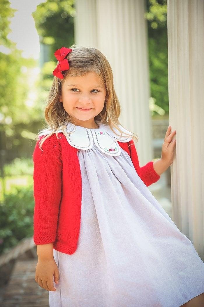 Woodrow Tulip Dress