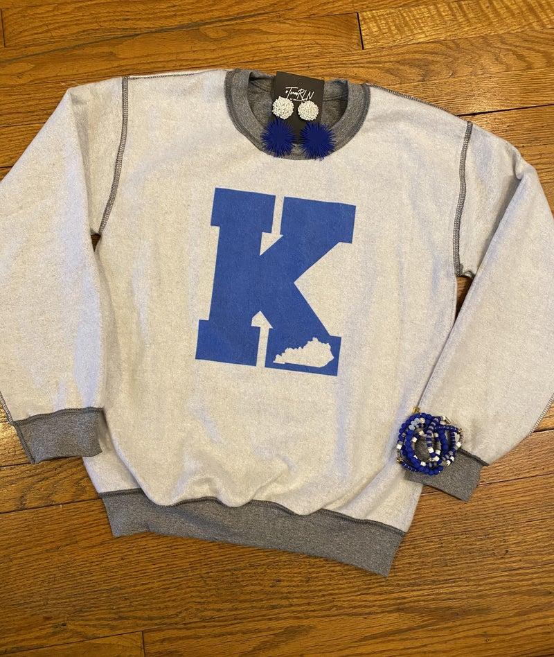 "The ""K"" Sweatshirt"
