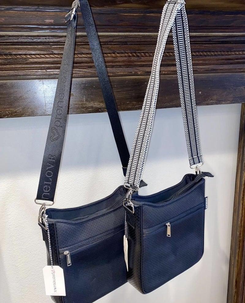 Messenger Bag-Black