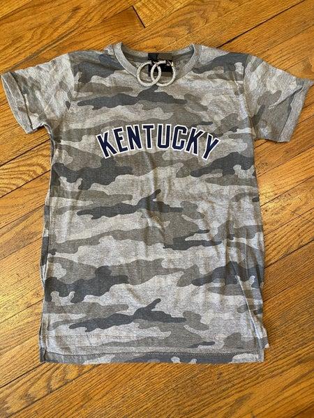 Camo Kentucky tee