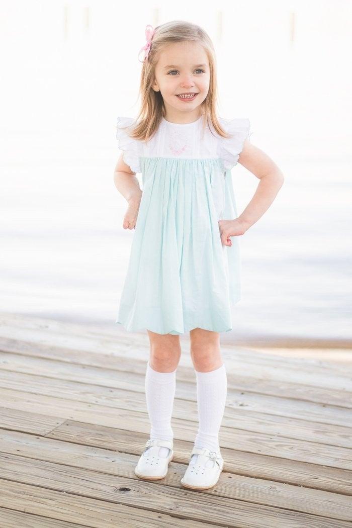 Thumper Mint Dress